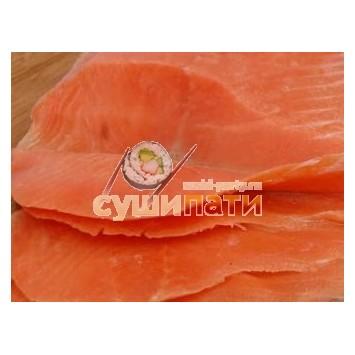 Копченый лосось