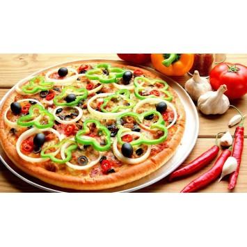Эби пицца